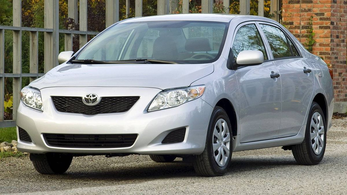 Should I Turbocharge My Corolla The Globe And Mail Pimped Toyota Runx 2009 Ce