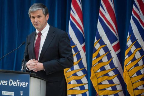 Andrew Wilkinson wins BC Liberal Leadership race
