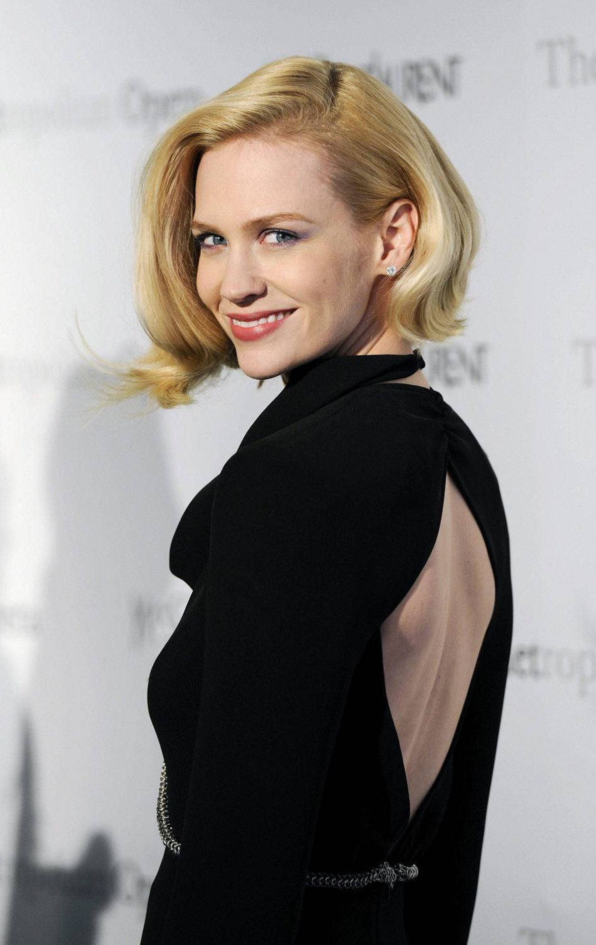 JANUARY JONES 'I am at the right age, the right time in my life, where having [my son] is just so much fun. I feel very lucky, I think being a mother is something I was meant to do.' Source: Grazia