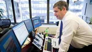Cantor Fitzgerald CEO Shawn Matthews