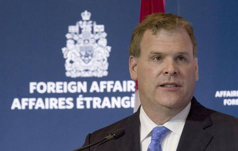 Baird adds to global chorus of outrage at Russia's 'hateful' anti-gay legislation