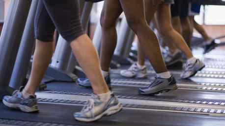 Treadmill running is a good preparation for higher-impact outdoor running.