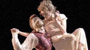 Marcin Kaczorowski and Emilie Durville in Rodin/Claudel.