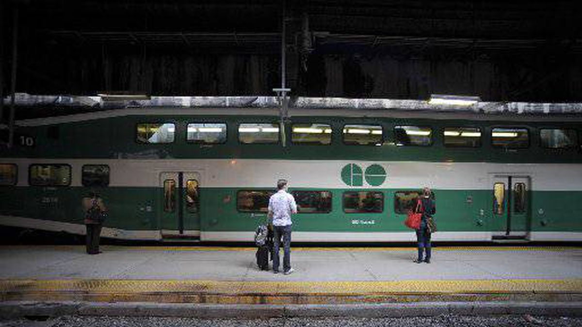 The Go Transit refund system will cost thwe province about $8-million a year.