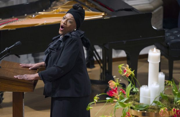 Opera legend Jessye Norman on receiving Glenn Gould Prize: 'Gratitude is an important part of being a performer'