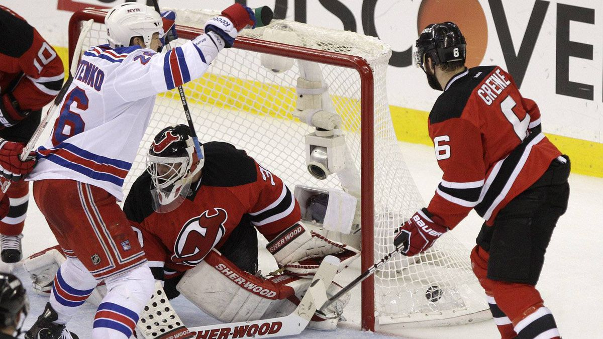 Devils are Stanley Cup final bound - The Globe and Mail cf36e85fd