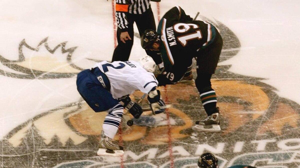 Manitoba Moose face St. John's Maple Leafs