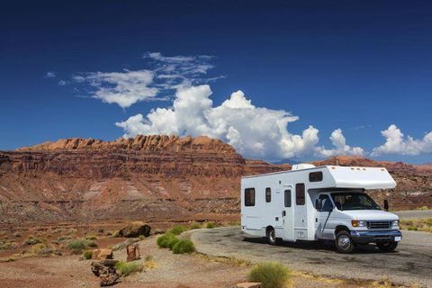 Nine driving tips for those new to RVing
