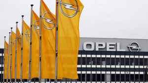 Opel's Antwerp factory