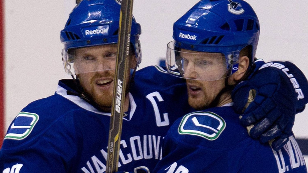 Vancouver's super Sedin Twins are both headed to the NHL All-star game. Will they play on the same team? THE CANADIAN PRESS/Jonathan Hayward