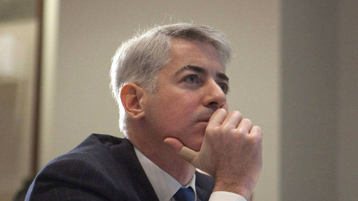 Bill Ackman of Pershing Square Capital Management is shown in Toronto on February 6, 2012.