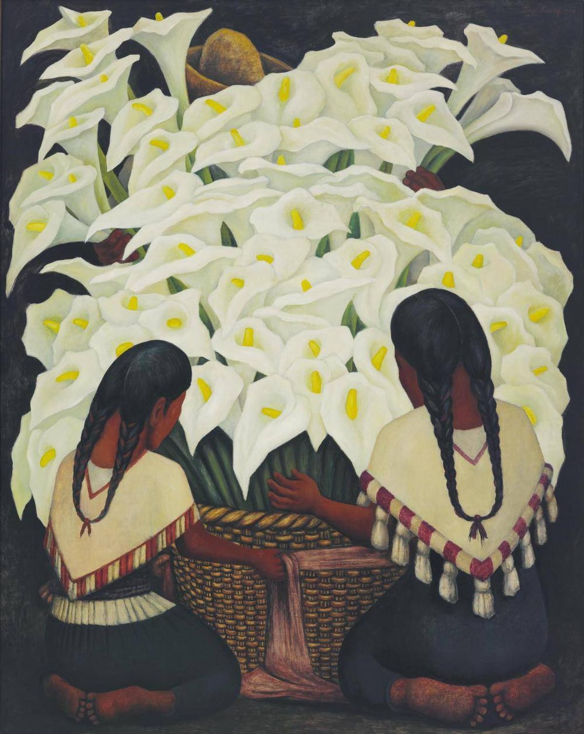 The Jacques and Natasha Gelman Collection of Mexican Art (C) Banco de México Diego Rivera & Frida Kahlo Museums Trust, Mexico,