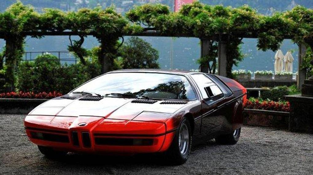In Pictures The 1972 Bmw Turbo Concept The Globe And Mail
