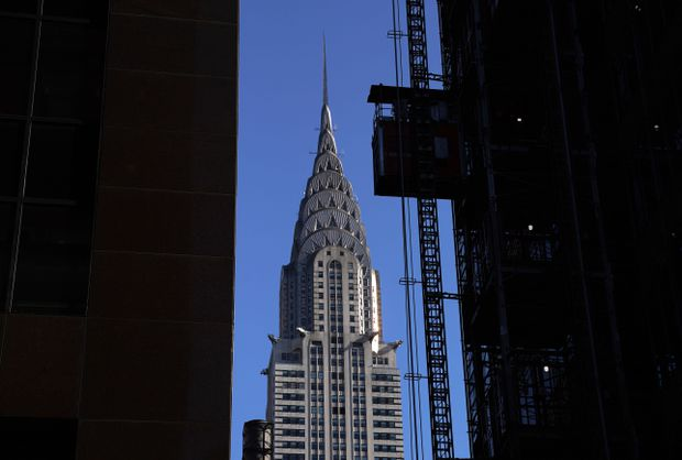 Abu Dhabi fund, NY developer seek to sell Chrysler Building