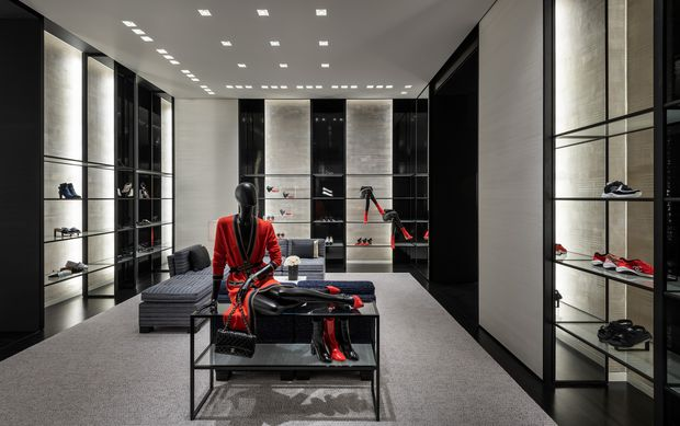 Style news: Revamped Montreal flagship capitalizes on Chanel's design codes