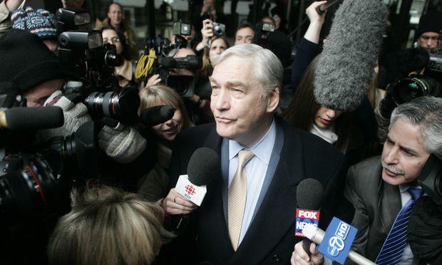 Conrad Black says pardon by Donald Trump is vindication as his prosecutor laments 'sad chapter' in justice