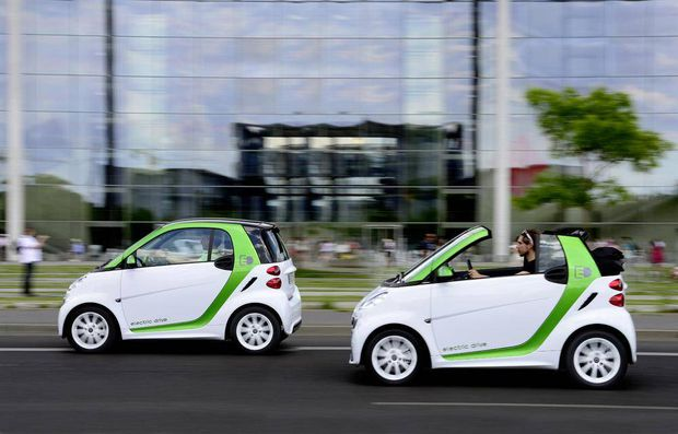 Daimler Pulls The Plug On Smart Cars In North America