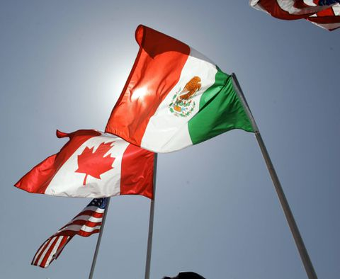 Mexico says it's willing to talk on sensitive NAFTA issues