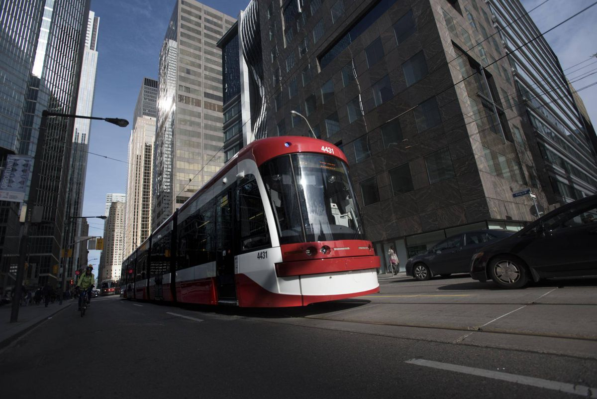 Bombardier will miss target this year for TTC streetcar deliveries