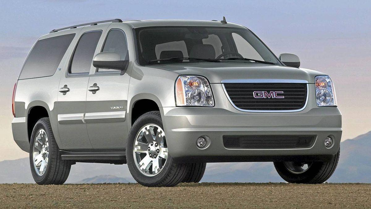 2011 GMC Yukon XL. Credit: General Motors