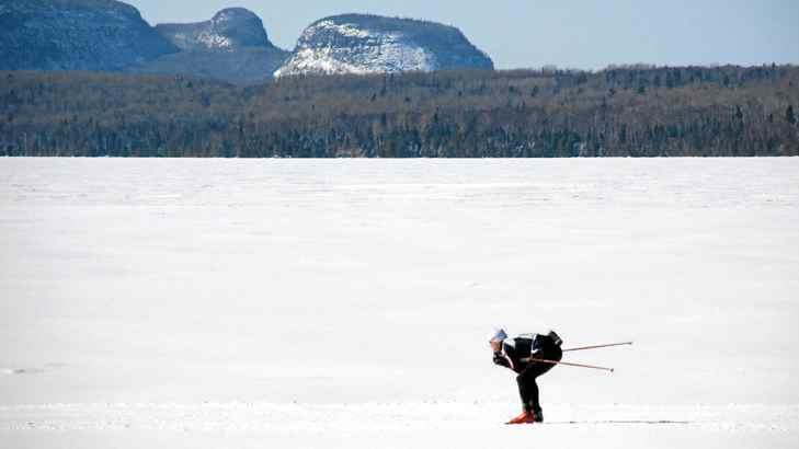 Long winters and wild terrain create a skiing destination that rivals Scandinavia.