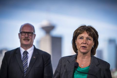 B.C. agrees to back Ottawa's proposal to expand Canada Pension Plan