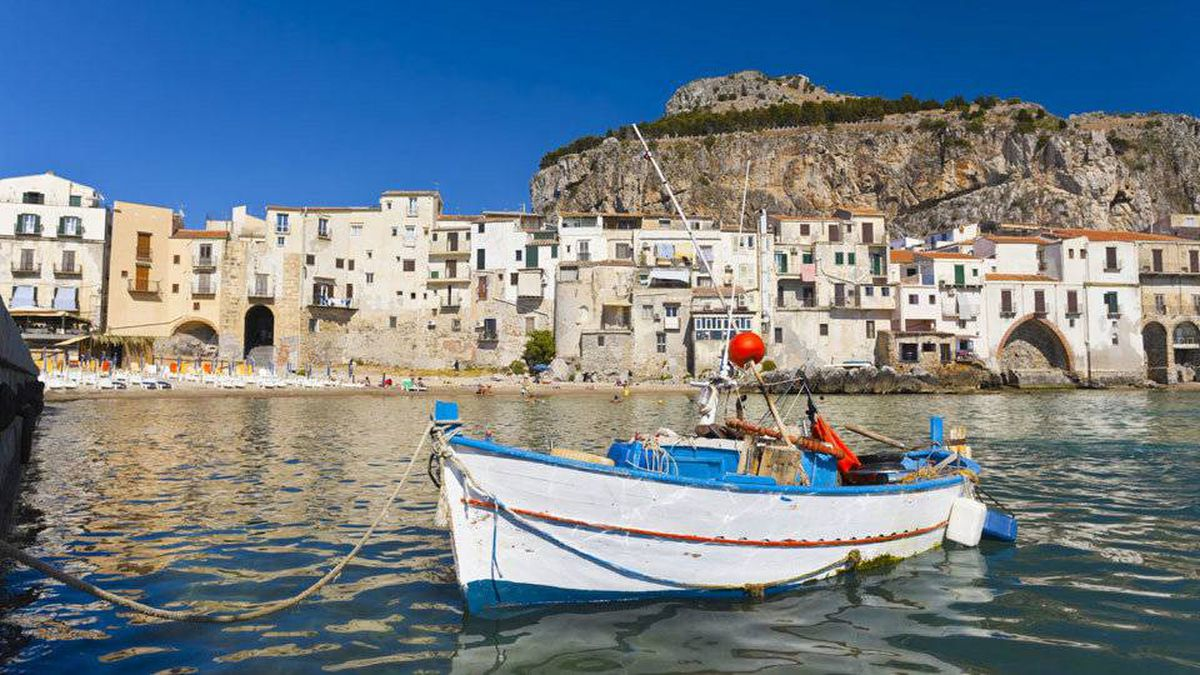 Cefalu is an old fishing village with unique charm and famous monuments on the northern cost of Sicily.