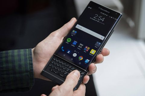 BlackBerry's new Android smartphone could be its final device