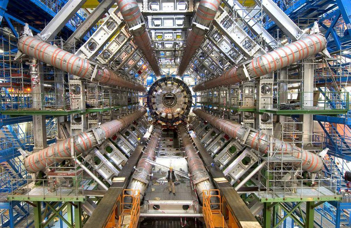 PF Productions/Courtesy of CERN