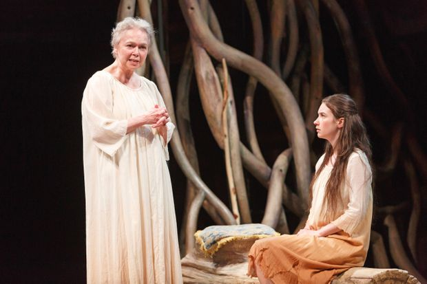 Stratford's new stage-to-screen adaptation of The Tempest loses the magic along the way