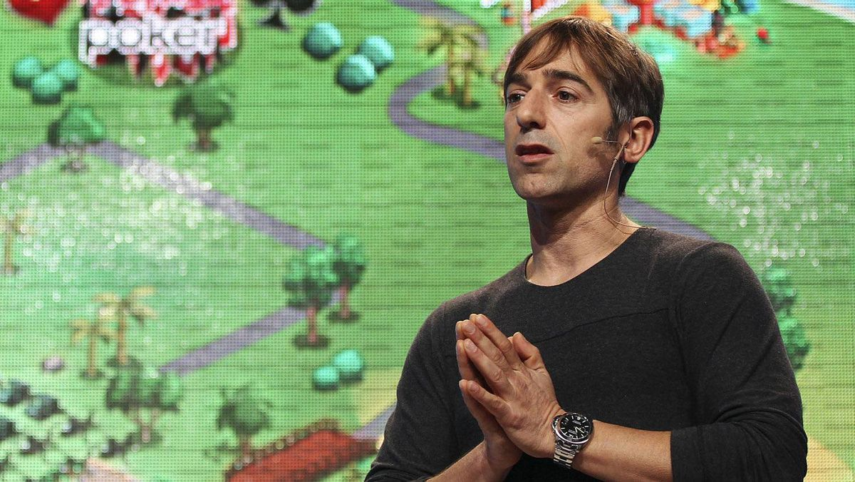 Mark Pincus, Zynga Inc. CEO, on Oct. 11, 2011. Year invested in Facebook: 2004 Number of shares being offered: 1 million Value at $35 per share: $35-million
