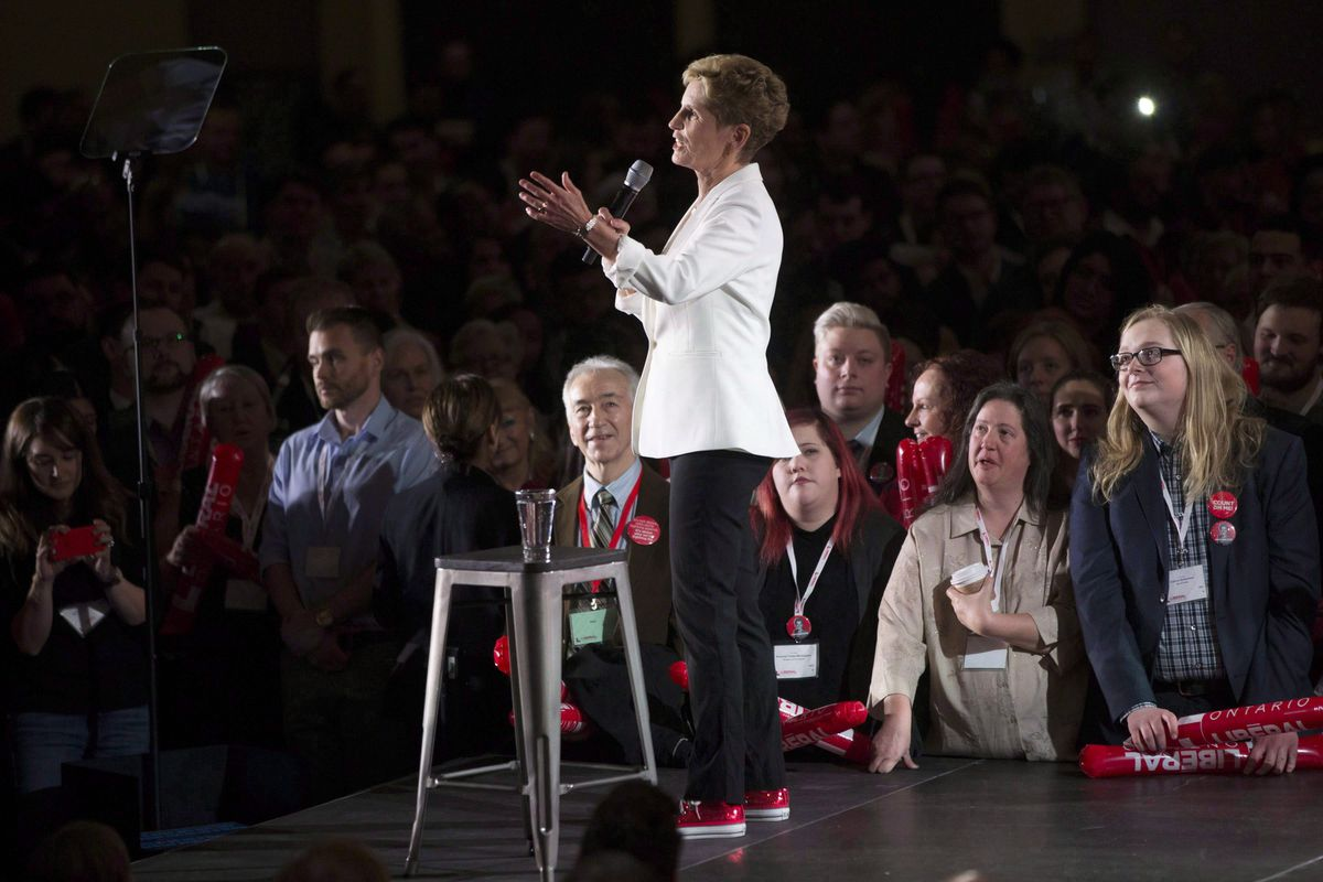 Wynne defends sex-ed plan, says thousands of parents were consulted