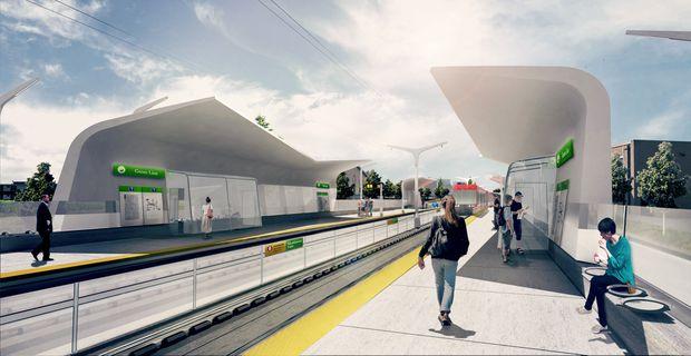 Calgary's green line falls off the rails