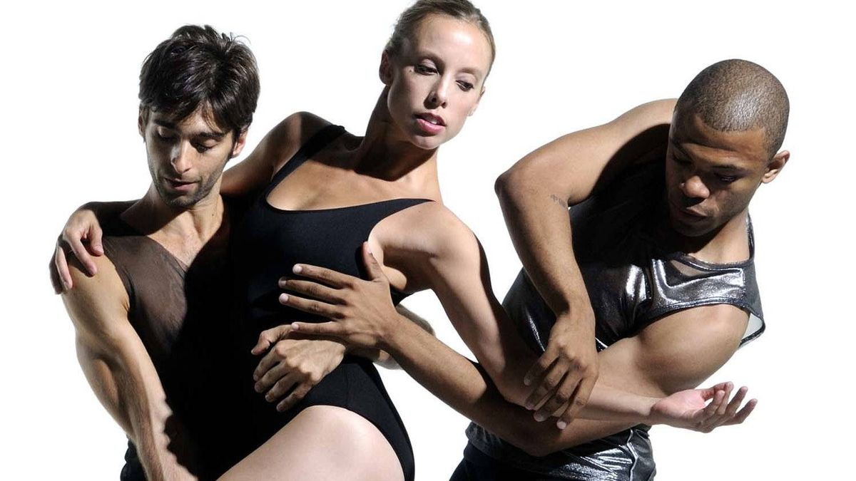 No tutus here: A publicity still for Ballet BC's new season