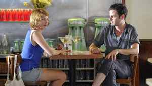 Michelle Williams and Luke Kirby in a scene from Take This Waltz.
