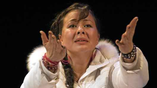 (Tiffany Ayalik) Night examines the relations between Canada's Inuit and southern populaces through Piuying, a 16 year old Inuk girl whose life is shaken by the arrival of an anthropologist from the south.
