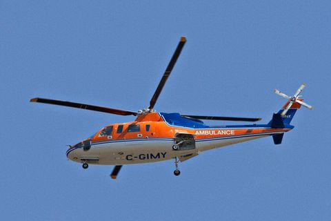 Ornge faces labour code charges related to helicopter crash