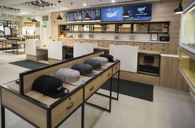 Tweed takes an educational approach to cannabis retailing