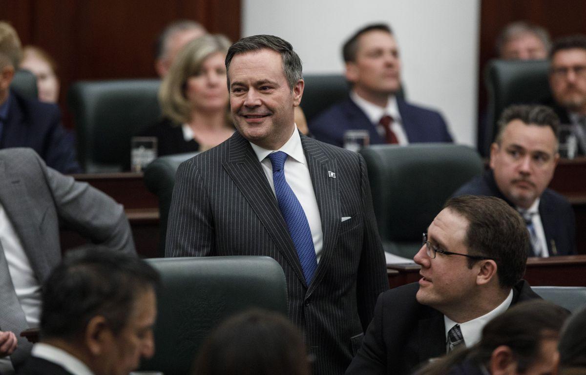 Opinion: In Alberta's Throne Speech, Jason Kenney fails to walk the talk on the energy transition