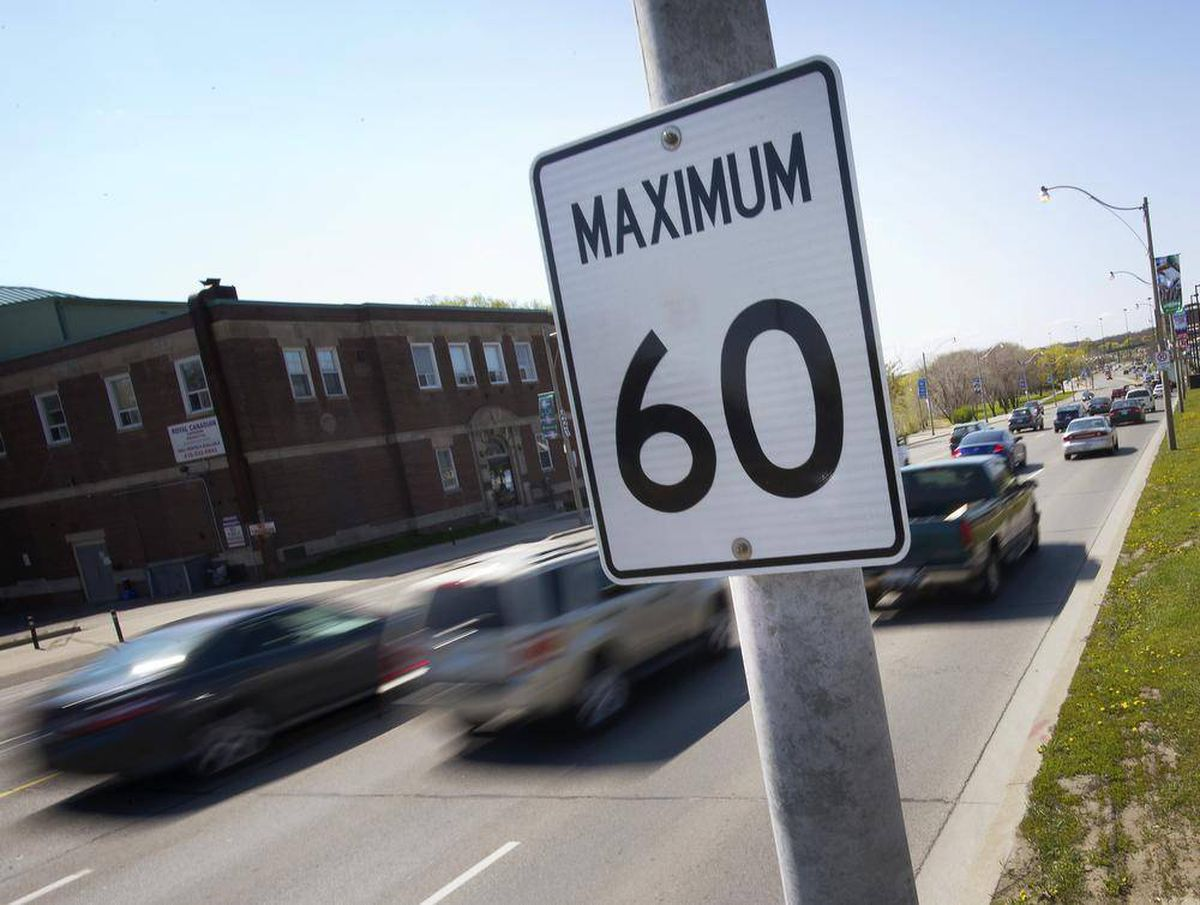 Is it time to increase maximum speed limits? - The Globe and