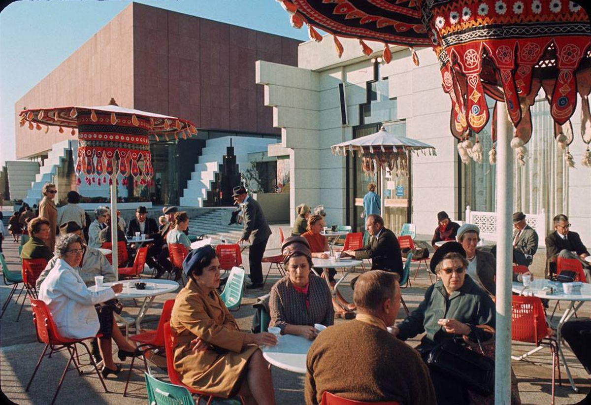 photos from Library and Archives Canada (Expo 67, Montreal, Quebec)