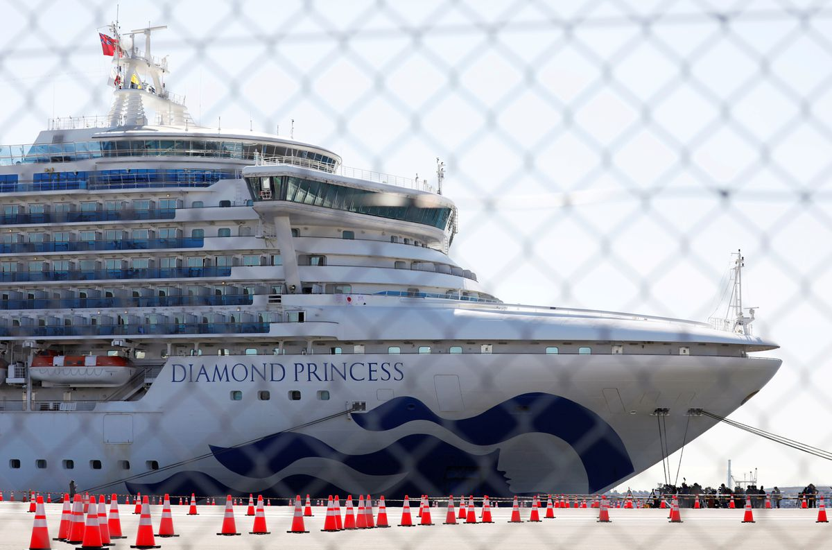 Virus strikes more Canadians on cruise ship as evacuation plane heads for Japan