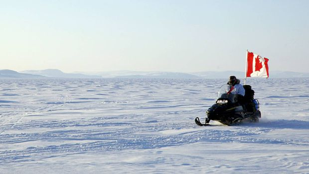 Canadian Forces test 'Loki,' a stealth snowmobile for covert