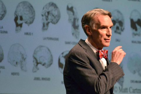 Bill Nye: 'Science is true, whether or not you believe it'