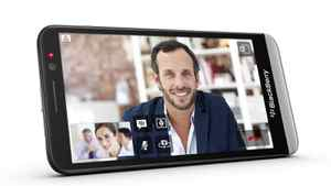 BlackBerry launches new Z30 smartphone