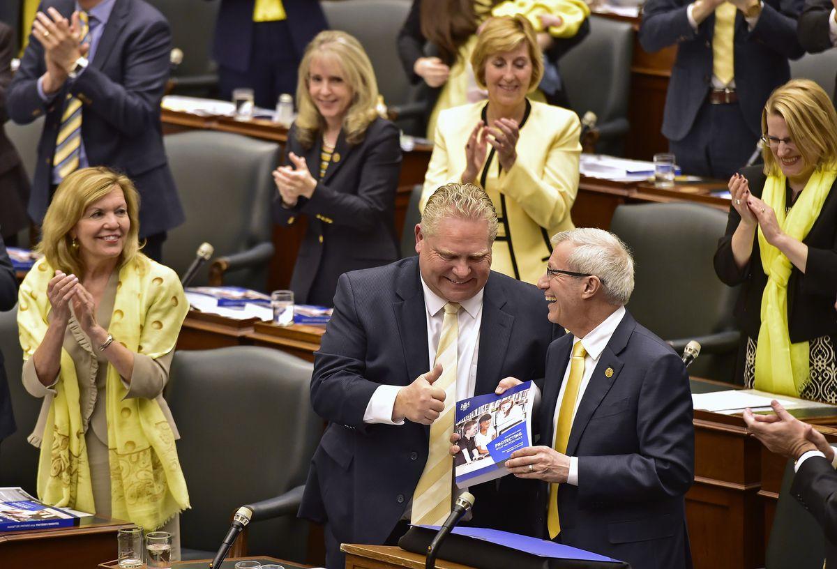 theglobeandmail.com - Opinion: Doug Ford's public-health cuts will come back to haunt us