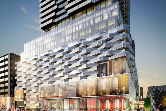 Three Toronto high-rise condo projects started by Cresford Developments in receivership