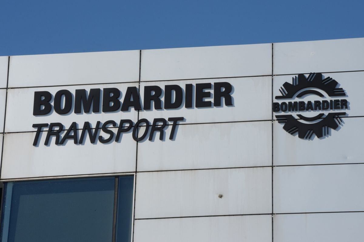 Bombardier's risky plan: Selling green trains and keeping black planes