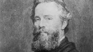 Herman Melville (1819-1891): There was a man who knew how to write a first line in a novel.