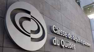 The offices of the Caisse De Depot.